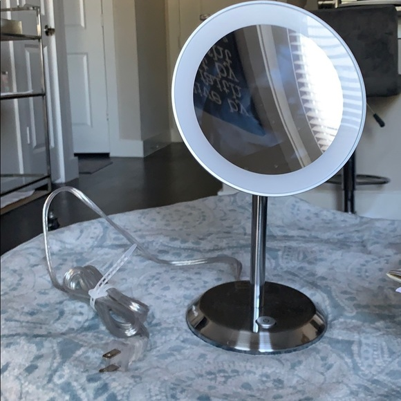 10time Magnifying mirror with Light